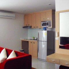 Отель DVaree Residence Patong 3* Улучшенный номер разные типы кроватей фото 3