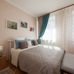 Гостиница ПолиАрт Номер Комфорт с двуспальной кроватью фото 7