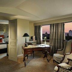 Отель Sofitel Roma (riapre a fine primavera rinnovato) 5* Люкс с различными типами кроватей