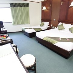 Отель Mido Бангкок комната для гостей