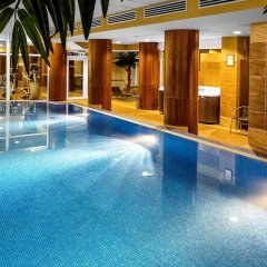 Twardowski Hotel Poznan Познань бассейн