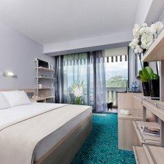 Гостиница Ялта-Интурист комната для гостей фото 2