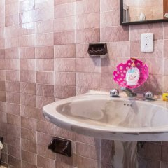 Отель Hostel Paradise Bed&Breakfast Мексика, Канкун - отзывы, цены и фото номеров - забронировать отель Hostel Paradise Bed&Breakfast онлайн ванная