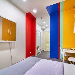 Мини-Отель Artbox Стандартный номер с различными типами кроватей фото 11