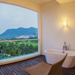 Отель Mingshen Jinjiang Golf Resort ванная