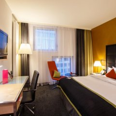 Гостиница Crowne Plaza Санкт-Петербург Аэропорт 4* Номер Клубный делюкс с различными типами кроватей фото 2