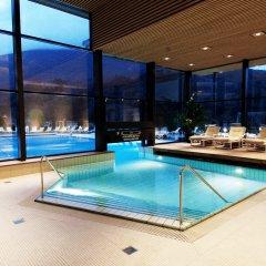 Отель Alexandra бассейн