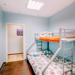 Хостел Welcome Стандартный семейный номер с различными типами кроватей фото 2
