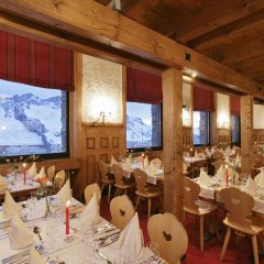 Отель 3100 Kulmhotel Gornergrat Швейцария, Церматт - отзывы, цены и фото номеров - забронировать отель 3100 Kulmhotel Gornergrat онлайн питание фото 2