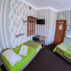 Хостел Хабаровск B&B Кровать в общем номере с двухъярусной кроватью фото 2