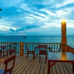 Отель Koh Tao Beach Club пляж