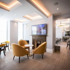 Queens Hotel гостиничный бар