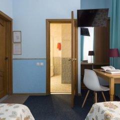Мини-Отель Искра Стандартный номер разные типы кроватей фото 7