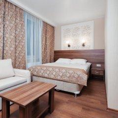 Гостиница ГЕЛИОПАРК Лесной 3* Улучшенный номер с двуспальной кроватью