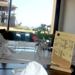 Отель Africa Jade Thalasso питание