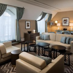 Отель Hilton Vienna Plaza Вена комната для гостей фото 8