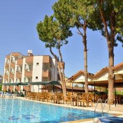 Angora Hotel Турция, Сиде - отзывы, цены и фото номеров - забронировать отель Angora Hotel онлайн бассейн фото 2