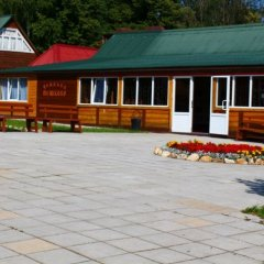 Гостиница Estate Peshkovo парковка фото 2