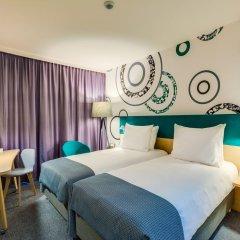 Отель Holiday Inn Warsaw City Centre комната для гостей фото 8