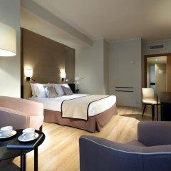 Отель Eurostars Rey Don Jaime 4* Стандартный номер с различными типами кроватей фото 3