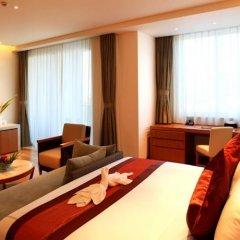Отель Mingshen Jinjiang Golf Resort комната для гостей фото 6