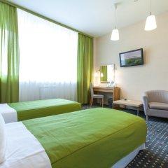 Гостиница Меридиан 3* Стандартный номер разные типы кроватей фото 4