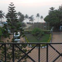 Отель Bollywood Sea Queen Beach Resort Индия, Гоа - отзывы, цены и фото номеров - забронировать отель Bollywood Sea Queen Beach Resort онлайн балкон