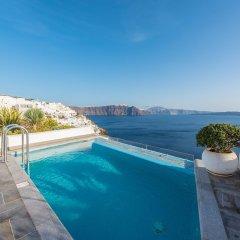 Отель Santorini Secret Suites & Spa 5* Люкс Grand с различными типами кроватей фото 11