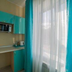 Гостиница Теремок Московский Стандартный номер с двуспальной кроватью фото 28