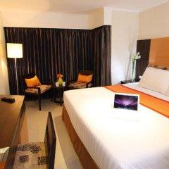 Отель Citin Pratunam Bangkok By Compass Hospitality Бангкок комната для гостей фото 5
