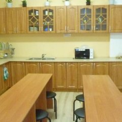 Hostel Vitan Львов питание