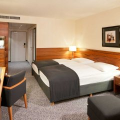 Отель Maritim Hotel Munich Германия, Мюнхен - 4 отзыва об отеле, цены и фото номеров - забронировать отель Maritim Hotel Munich онлайн комната для гостей фото 5