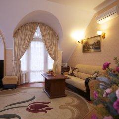 Гостиница Роза Ветров 4* Семейный люкс с двуспальной кроватью