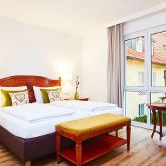 Отель Prinzregent München Германия, Мюнхен - отзывы, цены и фото номеров - забронировать отель Prinzregent München онлайн комната для гостей фото 3