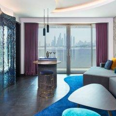 Отель W Dubai The Palm Люкс W