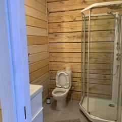 База Отдыха Forrest Lodge Karelia Улучшенный шале с разными типами кроватей фото 22