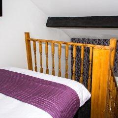 Trivelles Hotel Manchester - Cross Lane 2* Номер Делюкс с различными типами кроватей фото 3