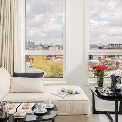 Отель H10 London Waterloo 4* Улучшенный люкс с различными типами кроватей фото 2