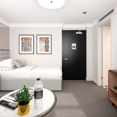 Strand Palace Hotel комната для гостей фото 6