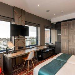 Отель XO Hotels Couture Amsterdam 4* Стандартный номер с различными типами кроватей фото 7