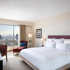 Отель Swissotel Living Al Ghurair Dubai Номер категории Премиум с различными типами кроватей