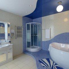 Гостиница Олимпия в Саранске 9 отзывов об отеле, цены и фото номеров - забронировать гостиницу Олимпия онлайн Саранск ванная