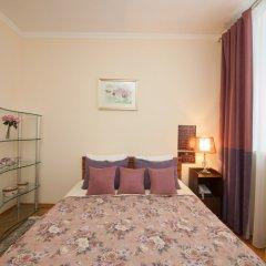 Гостиница ПолиАрт Номер Комфорт с двуспальной кроватью фото 2