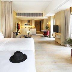 Отель Artyzen Habitat Dongzhimen Beijing комната для гостей фото 3