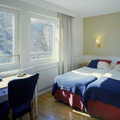 Отель Scandic Sjöfartshotellet 3* Улучшенный номер с различными типами кроватей