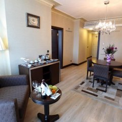 Eser Premium Hotel & SPA 5* Люкс Senior с различными типами кроватей фото 2
