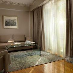 NJV Athens Plaza Hotel 5* Люкс с различными типами кроватей фото 10
