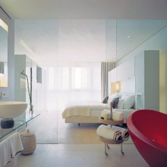 SIDE Design Hotel Hamburg 5* Люкс разные типы кроватей фото 2