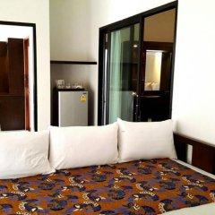 Отель Chaw Ka Cher Tropicana Lanta Resort 3* Семейный люкс с 2 отдельными кроватями