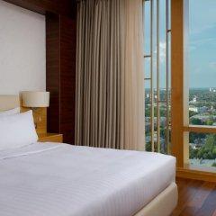 Гостиница Марриотт Воронеж 5* Люкс Премиум с различными типами кроватей фото 2